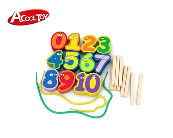 数字串珠 (货号:AC6667)